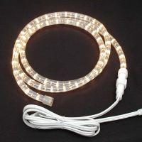 Clear Custom Chasing Rope Light Kit 120v 3 Wire - Novelty ...