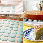 Learn how to turn a kitchen failure into a Success: Macaron Cake