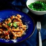 February SRC: TSRI's Tomato Feta Pasta Salad