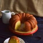 Cooking with the Books: KAF's Scandinavian Gold Cake