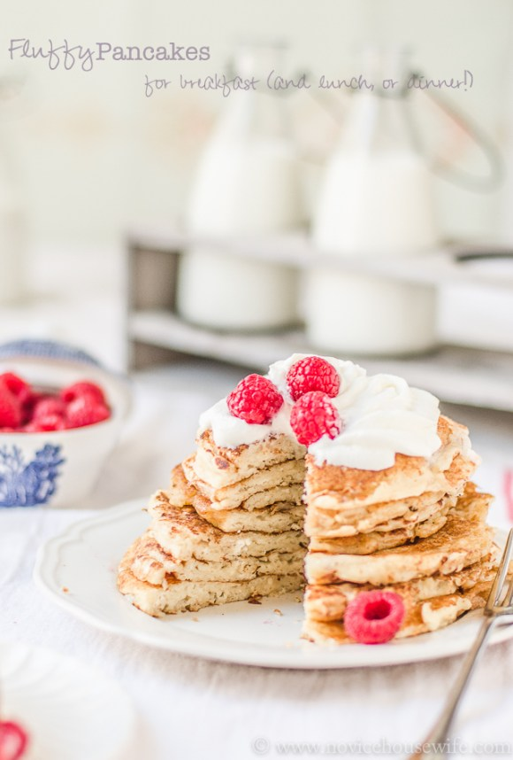 fluffy pancakes-7