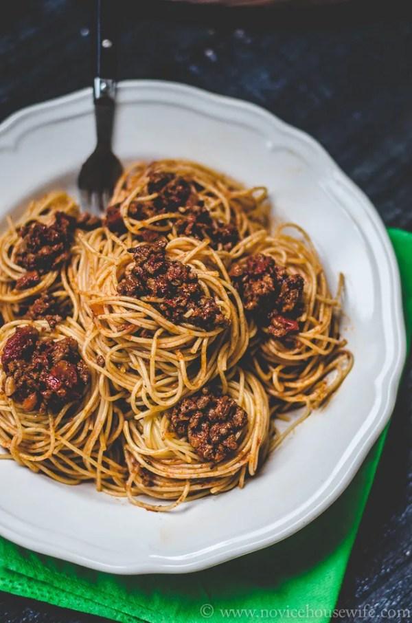 spaghetti sauce-5