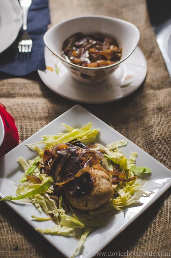 America's Test Kitchen's Chicken recipe