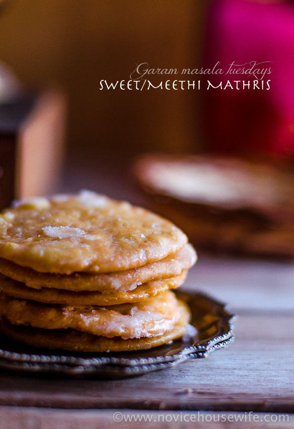 Sweet Mathris | The Novice Housewife