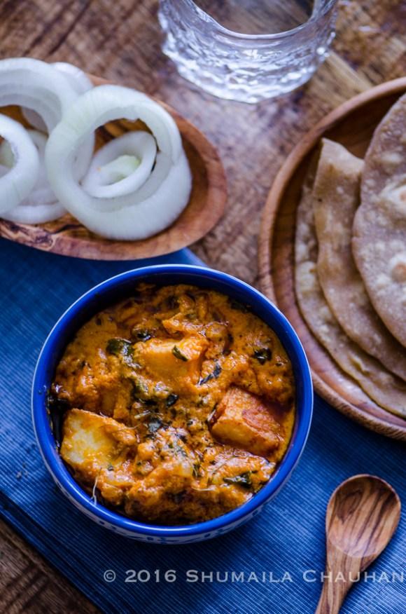 Paneer Makhani | Garam Masala Tuesday