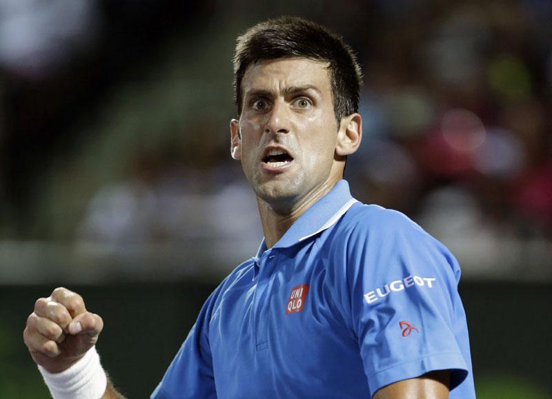 Đoković Ferer me je naterao da se borim Tenis Novostirs - ferer