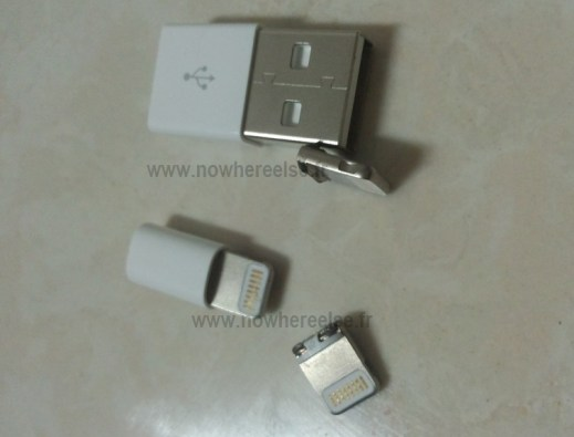iphone 5 connettore dock a 9pin