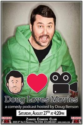 Things to do in Nashville | Doug Benson at Zanies