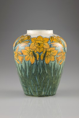 Curator's Tour: Women, Art, and Social Change: The Newcomb Pottery Enterprise