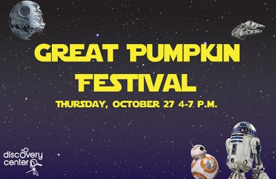 Great Pumpkin Fest at Discovery Center
