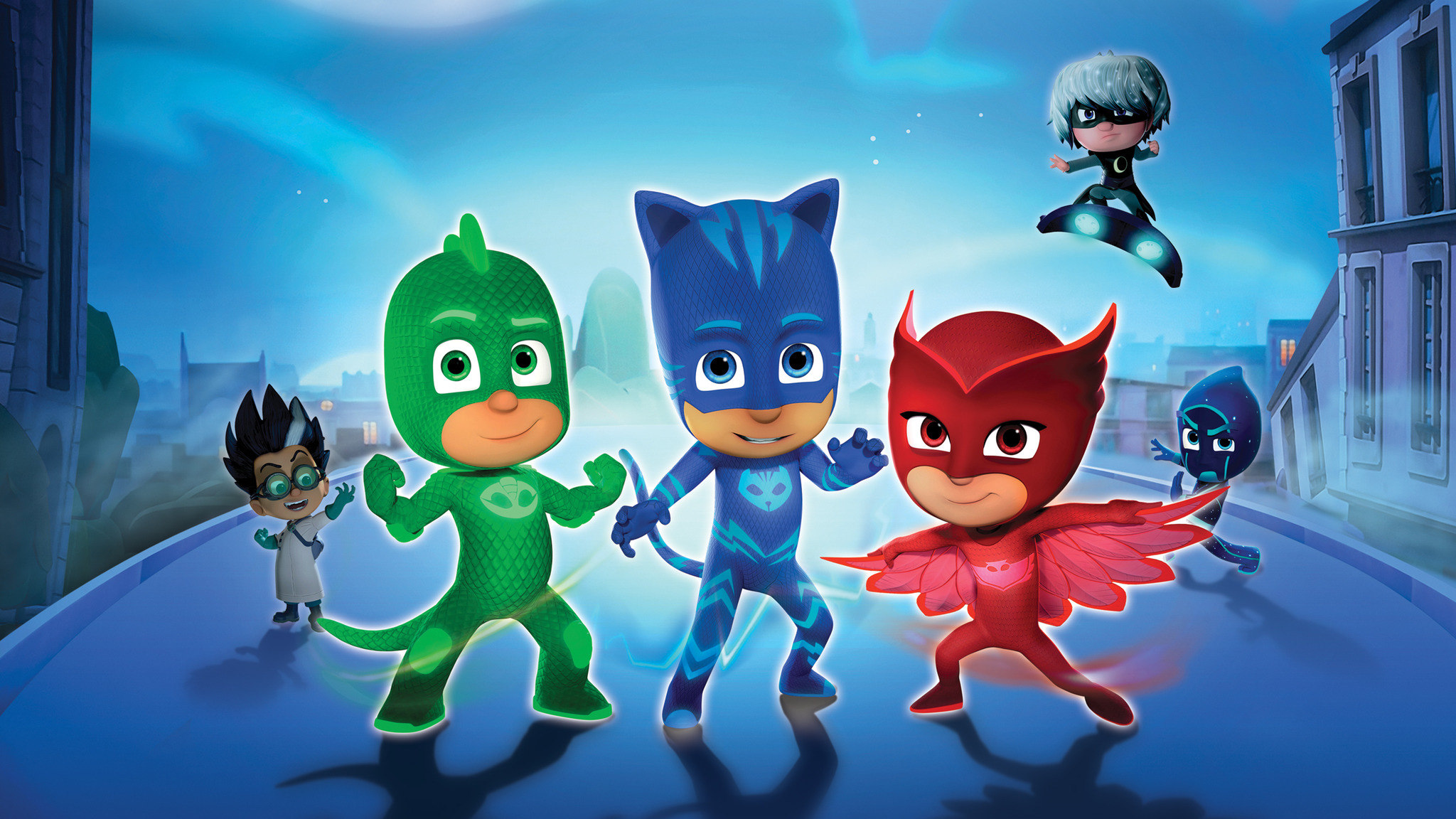 Christian Wallpaper Fall Happy Birthday Pj Masks Live Time To Be A Hero Presented By Ryman