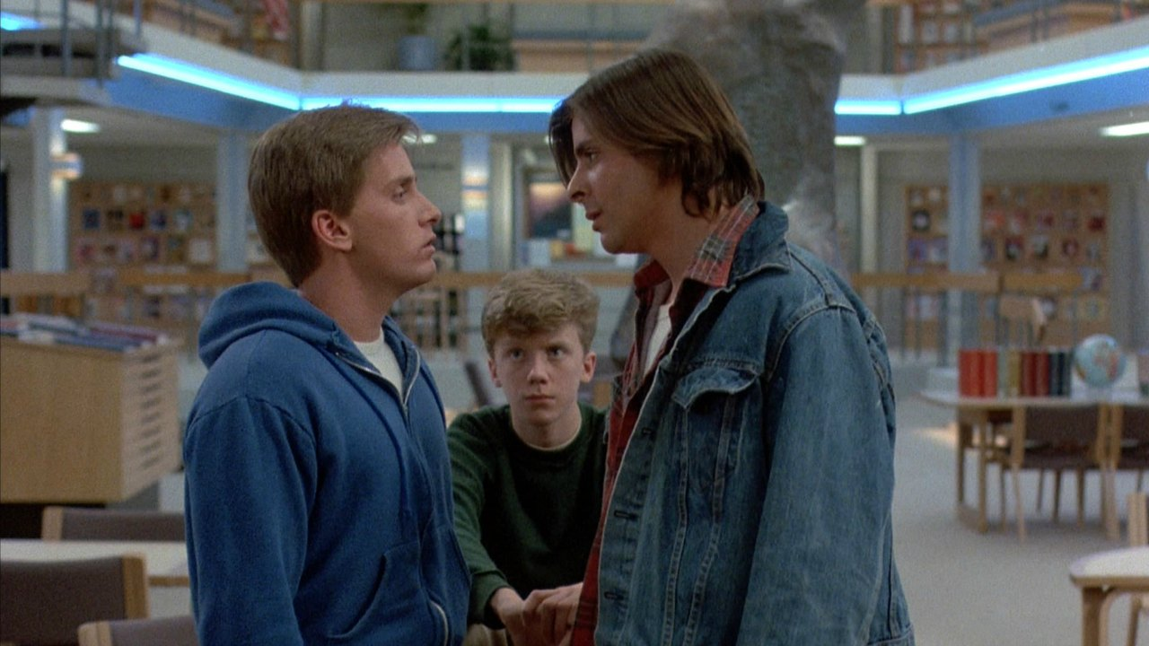 The breakfast club the movie