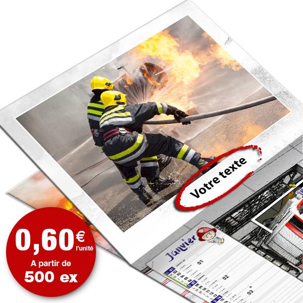 npc-calendrier.fr, calendrier des sapeurs-pompiers personnalisés et personnalisables, eco-12+4-std, 2018