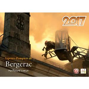 calendrier des sapeurs-pompiers de bergerac-2017, npc-calendrier.fr