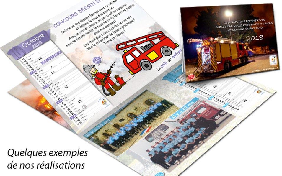 calendrier-photo-2018-3, npc-calendrier.fr, calendrier des sapeurs-pompiers, personnalisés, personnalisables, 2018