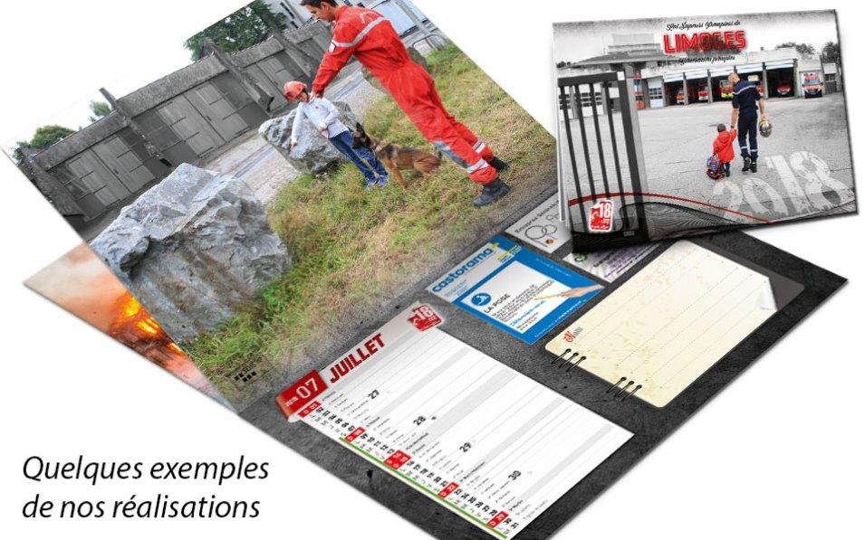 calendrier-pub2-2018-5, npc-calendrier.fr, calendrier des sapeurs-pompiers, personnalisés, personnalisables, 2018