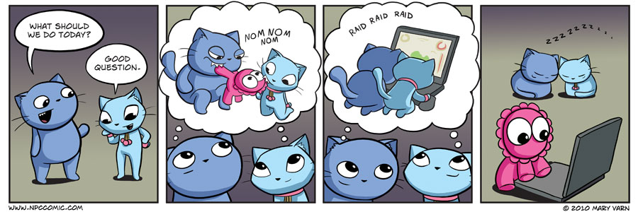 Nom Nom Nom Raid Raid Raid Comics Comics Comics ZZzZZzzzzzz