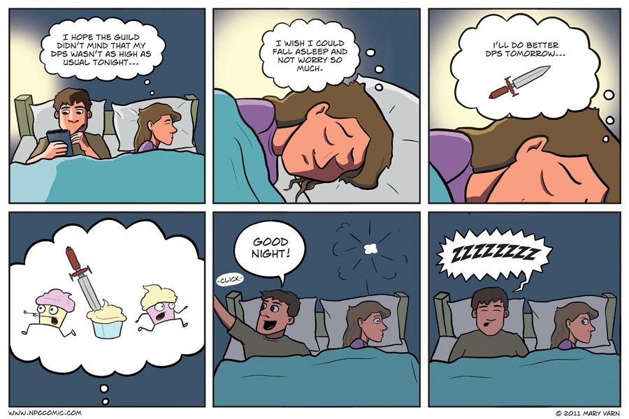 I'm drinking strong green tea as I post this at 826pm. So if this happens to me tonight, I really shouldn't complain.
