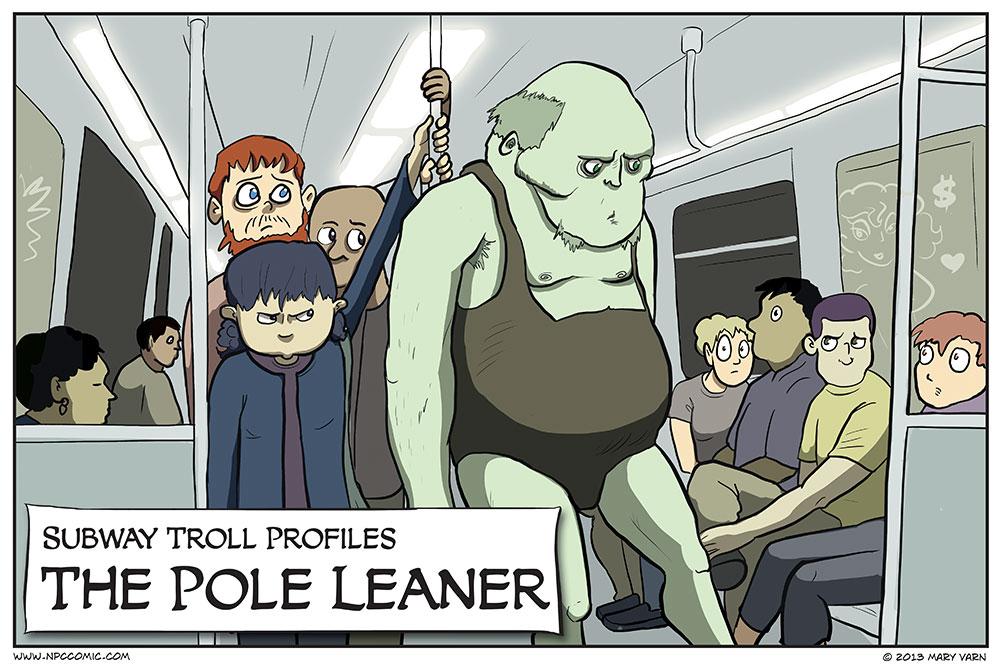 aka Pole Hogger