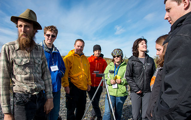 Denali Provides a Week of Learning and Job Shadowing to Local High - high school job shadowing