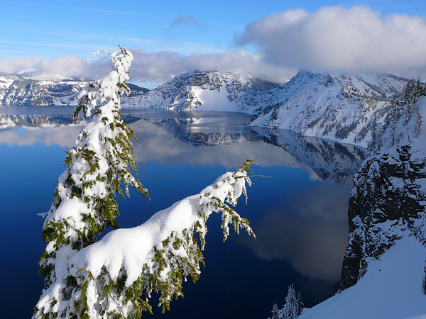 Wallpapers Gallery Falls Basic Information Crater Lake National Park U S