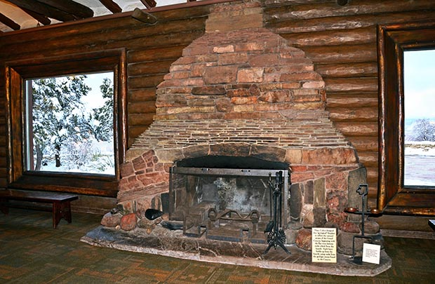 Mary Colter39s Bright Angel Lodge Grand Canyon National