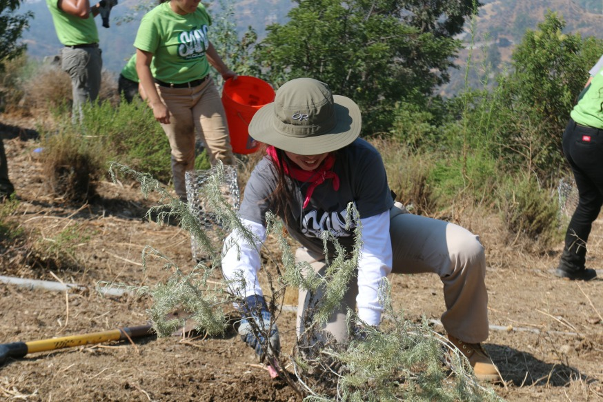 Local Youth Land Summer Jobs Working with the National Park Service