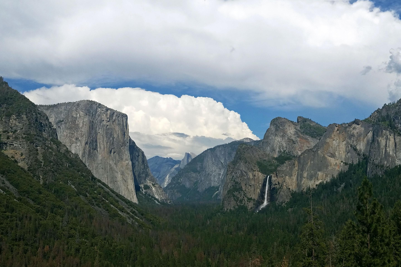 Falling Into Water Wallpaper Yosemite Valley Yosemite National Park U S National