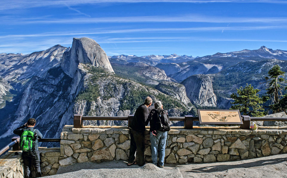 Human Fall Flat Wallpaper Glacier Point Yosemite National Park U S National Park