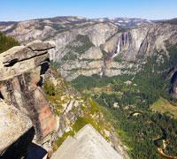 November Fall Wallpaper Glacier Point Yosemite National Park U S National Park