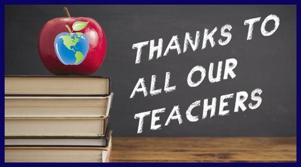 Teacher Appreciation Message
