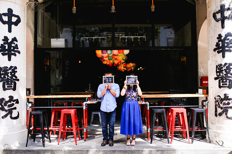 Jori and Allie - NQ Engagement - Singapore -33