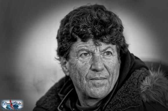 Vendée Globe 2016 : Jean Le Cam  – © Eric Pollet –