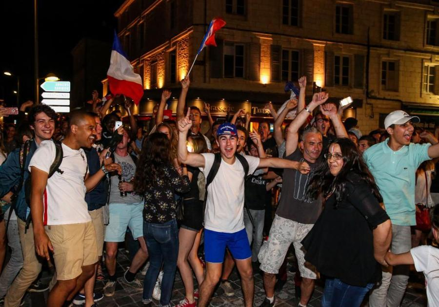 JOIE SUPPORTERS EURO 1-2 F-22