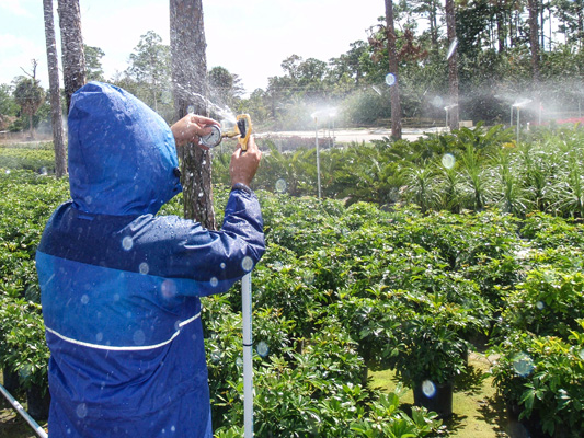 South Florida Drought Mobile Irrigation Labs to the Rescue NRCS