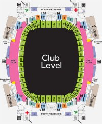 Houston Rodeo Seating Chart Club Level | Brokeasshome.com