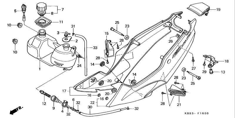 honda 125s wiring diagram