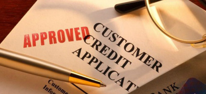 Credit Application - credit application
