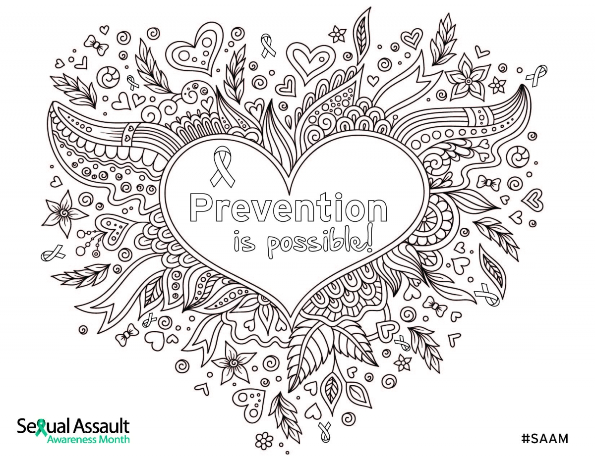 breast cancer coloring pages download