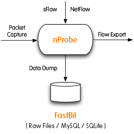 New nProbe flow record collection and export architecture