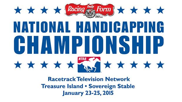 Daily Racing Form Leads Sponsors That Keep NHC Churning at Treasure