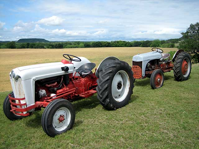8N  Newer Ford Tractor Registry (1951 and up)