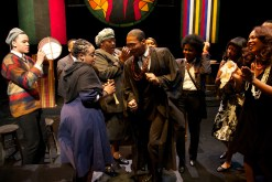 The Negro Speaks - Photo Credit: Louis Chan, BMCC/NuAFrikan Theatre