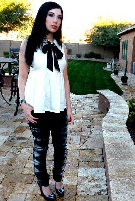 nubby twiglet what i wore fashion style