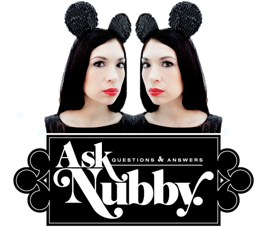 ask nubby advice nubby twiglet