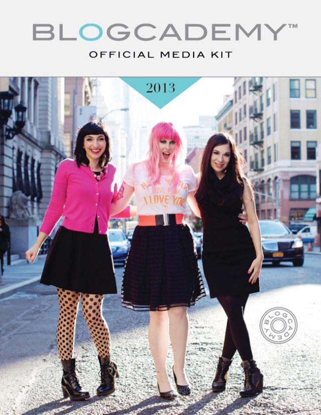 The Blogcademy Media Kit