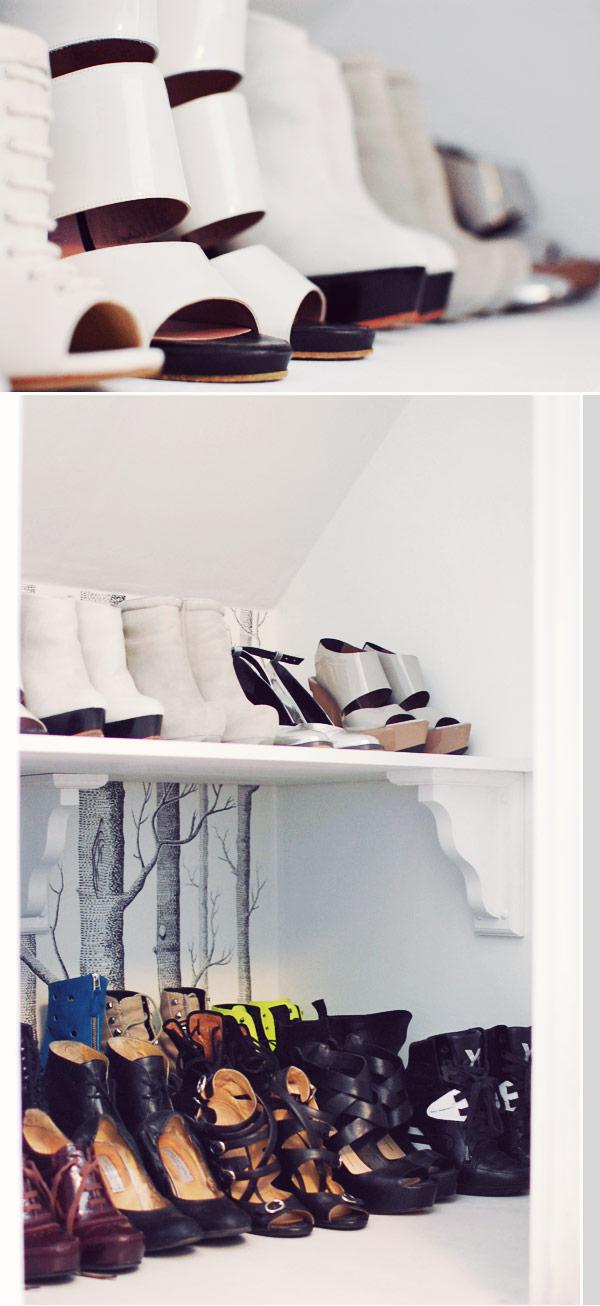 shoe closet nubby twiglet