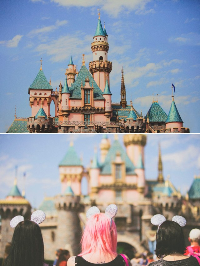 Disneyland with Made U Look