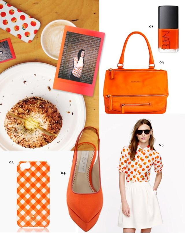 Orange Obsessed