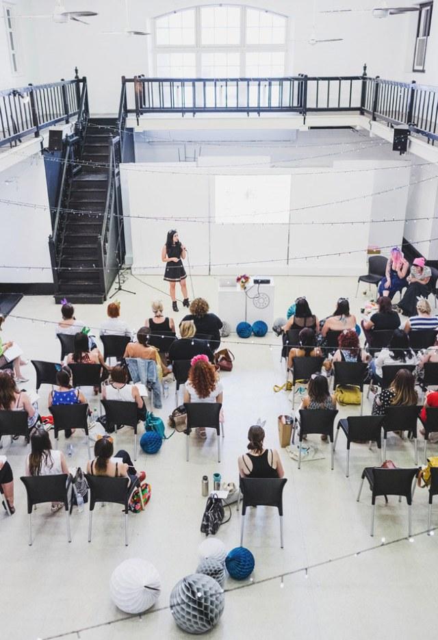 Nubby Twiglet   The Blogcademy Brisbane 2013